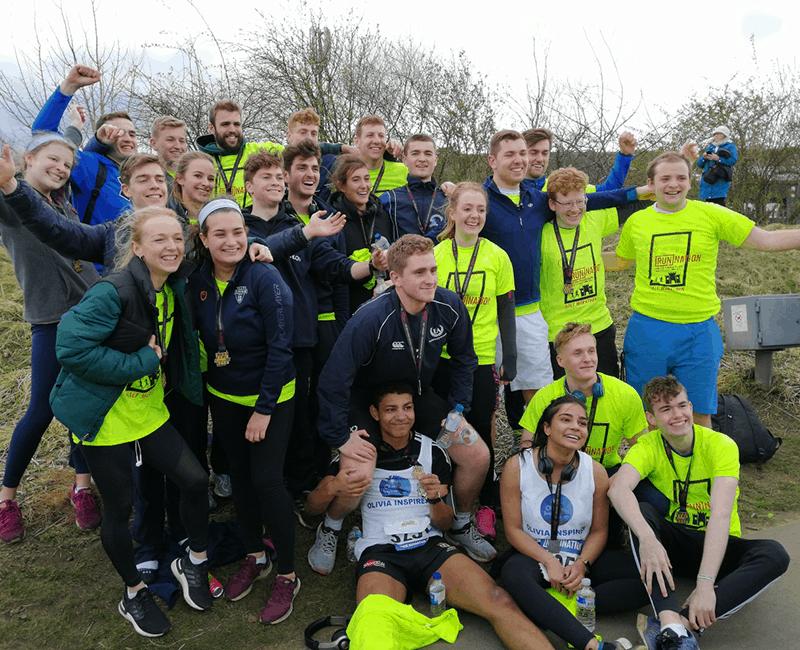 Northumberland Half Marathon 1